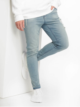 Sublevel Straight fit jeans Denim blauw
