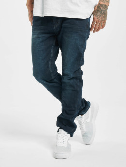Sublevel Straight Fit Jeans Fade modrý