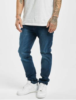Sublevel Straight Fit Jeans Denim modrý