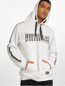 Sublevel Sudadera Training Squad gris