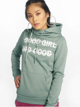 Sublevel Sweat capuche Good Girl bleu