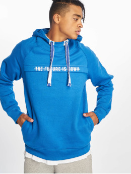 Sublevel Sweat capuche Haka  bleu