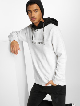 Sublevel Sweat capuche Athletic gris