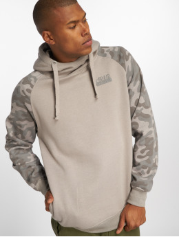 Sublevel Sweat capuche Leon gris