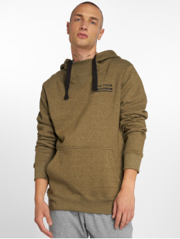 Sublevel Sweat capuche US Crew vert