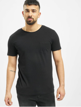 Sublevel T-paidat Pocket musta