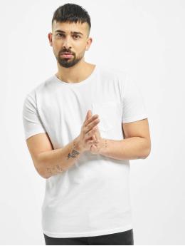 Sublevel T-paidat Pocket valkoinen