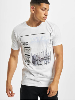 Sublevel T-paidat Graphic valkoinen