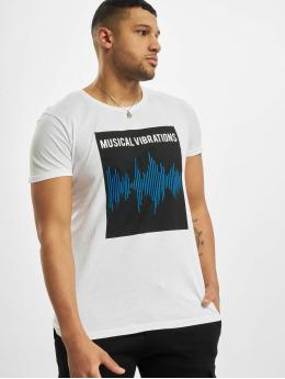 Sublevel T-Shirt Dimension blanc
