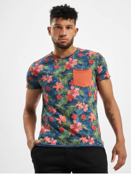 Sublevel t-shirt Tibo  blauw
