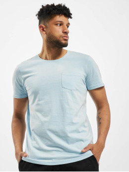 Sublevel t-shirt Neal  blauw