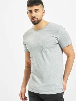 Sublevel T-Shirt Pocket grau