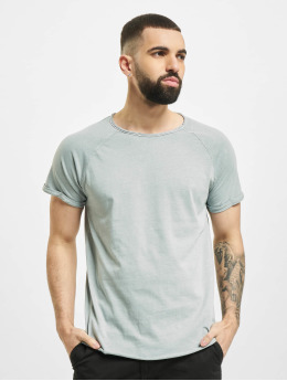 Sublevel T-Shirt Raglan  grau