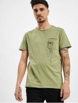 Sublevel T-shirt Lio  oliv
