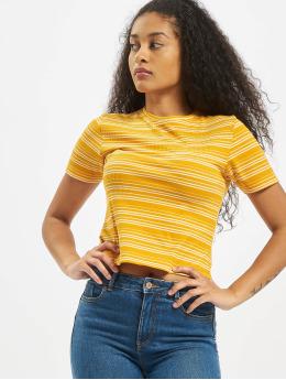 Sublevel t-shirt Shortsleeves Roundneck oranje