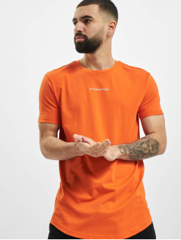 Sublevel T-shirts Coordinate  orange