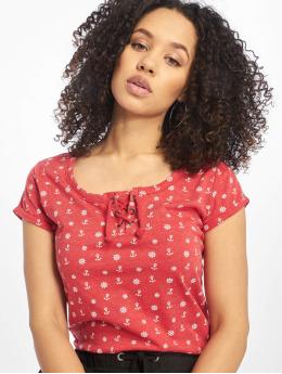 Sublevel T-Shirty Maritim  czerwony