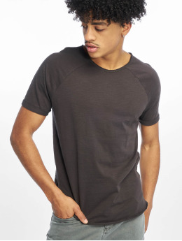 Sublevel T-Shirty Raglan szary