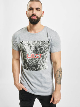 Sublevel T-Shirty Graphic  szary