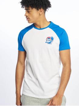 Sublevel T-skjorter Palm Springs hvit