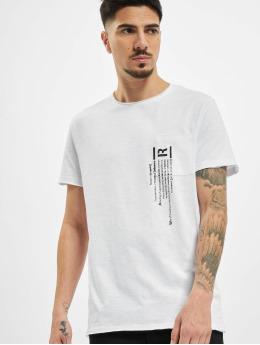 Sublevel T-skjorter Lio  hvit
