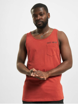 Sublevel Tank Tops Easy Mind  punainen