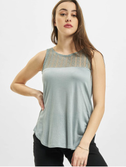Sublevel Top Linah blau