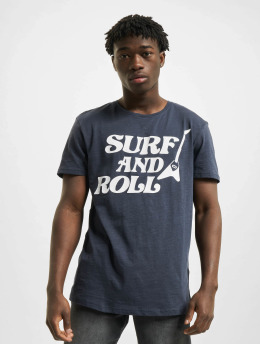 Sublevel Tričká Surf  modrá