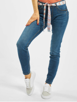 Sublevel Skinny jeans Sina blå