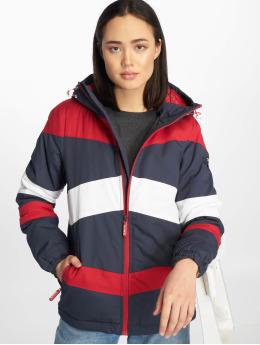 Sublevel Winter Jacket notmyprob blue