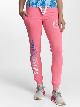 Superdry Jogginghose Track And Field  pink