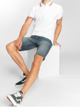 Superdry Shorts Classic blau
