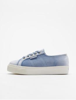 Superga sneaker 2730 Polyvelu blauw