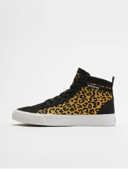 Supra Sneakers Stacks Mid czarny