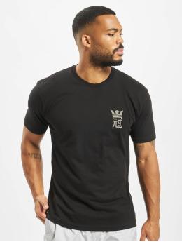 Supra T-Shirt Crown Army black
