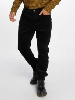 Sweet SKTBS / Corduroy Byxor Straight Leg Corduroy i svart