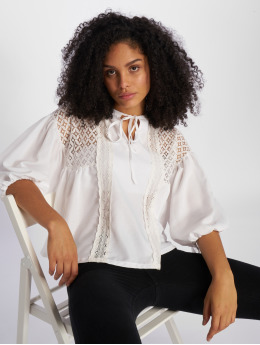 Sweewe Blouse & Chemise Lace blanc