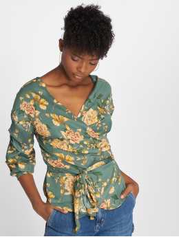 Sweewe Blouse/Tunic Floral green