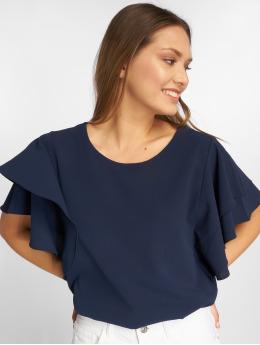Sweewe Bluse Camilla blau