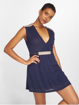 Sweewe jurk Maria blauw