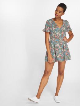 Sweewe jurk Floral groen