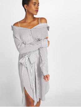 Sweewe Kleid Lines weiß