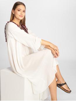Sweewe Kleid Boho  weiß