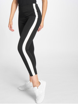 Sweewe Pantalon chino Stripe noir