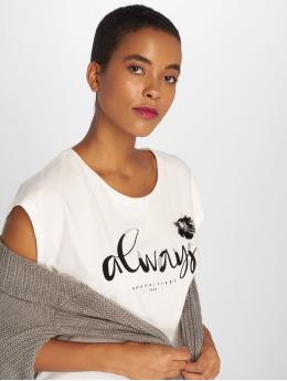 Sweewe T-Shirt Always weiß