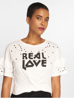 Sweewe T-Shirt Reallove  white
