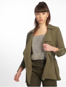 Tally Weijl Демисезонная куртка Light оливковый