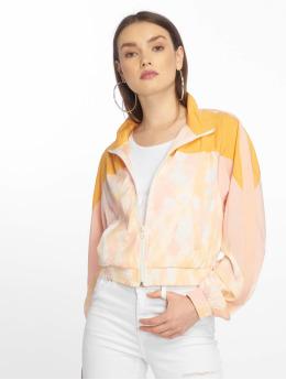 Tally Weijl Демисезонная куртка Honey Golden оранжевый