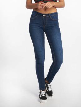 Tally Weijl Облегающие джинсы Low Waist синий
