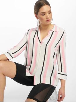 Tally Weijl Bluse Stripes  hvid